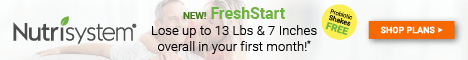 Living Well with Nutrisystem – 40% Off