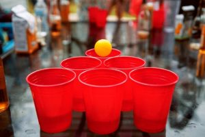 Beer Pong – January 2021