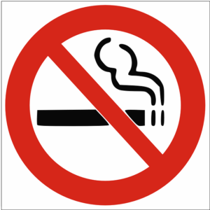No Smoking – Tips to Get to Sleep